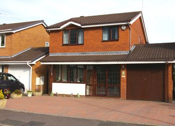 Thumbnail 3 bed detached house to rent in Buttermere Drive, Priorslee, Telford