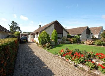 Thumbnail 2 bed detached bungalow for sale in Southwick Road, Watchfield, Highbridge