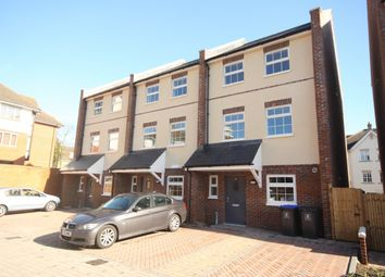 Thumbnail 4 bedroom town house to rent in The Gables, Mount Hermon Road, Hook Heath, Woking