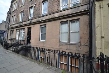 Thumbnail 1 bedroom flat to rent in Angle Park Terrace, Edinburgh