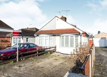 Thumbnail 1 bedroom bungalow for sale in Collier Row, Romford, Havering