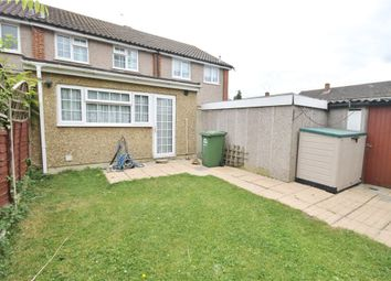 Thumbnail 3 bedroom terraced house for sale in Mountsfield Close, Stanwell Moor, Middlesex