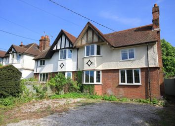 Thumbnail 3 bed semi-detached house for sale in Station Road, Princes Risborough