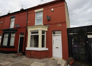 Thumbnail 2 bed end terrace house for sale in Pengwern Grove, Wavertree