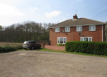 Thumbnail 3 bed semi-detached house for sale in Carrwood Crescent, Tattershall Thorpe, Lincoln