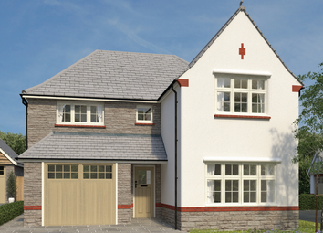 Thumbnail 4 bedroom detached house for sale in St David's Meadow, Colwinston, Cowbridge, Vale Of Glamorgan