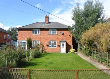 Thumbnail 3 bed semi-detached house for sale in Main Street, Carlton Scroop, Grantham