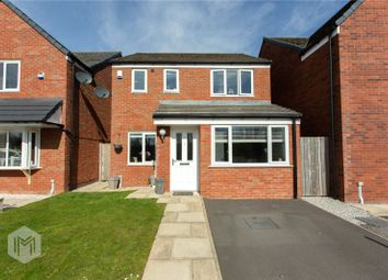 Thumbnail 3 bed detached house for sale in Halls Close, Radcliffe