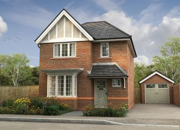 "Thumbnail 3 bed detached house for sale in ""The Heywood"" at London Road, Holmes Chapel"