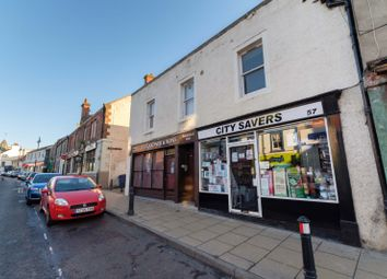 Thumbnail 2 bed flat for sale in High Street, Tranent, East Lothian