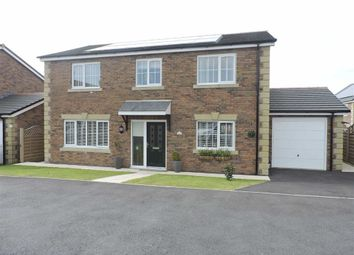 Thumbnail 4 bed detached house for sale in Llys Anron, Cross Hands, Llanelli