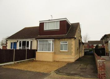 Thumbnail 3 bed semi-detached bungalow for sale in Gorran Avenue, Gosport