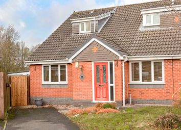 Thumbnail 3 bed semi-detached house for sale in Middlewood Close, Chorley