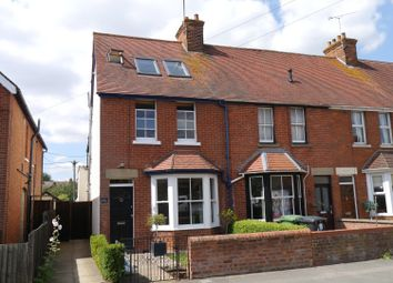 Thumbnail 4 bed terraced house to rent in Swinburne Road, Abingdon-On-Thames
