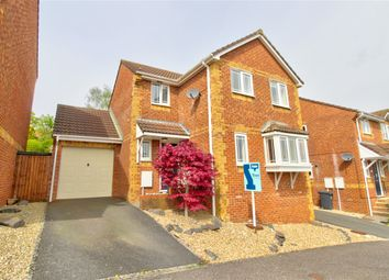 Thumbnail 3 bed detached house for sale in Yallop Way, Honiton