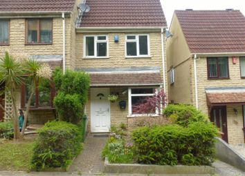 Thumbnail 4 bed end terrace house for sale in Eggbuckland Road, Hartley, Plymouth