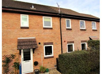 Thumbnail 2 bed terraced house for sale in Mellons Close, Newton Abbot