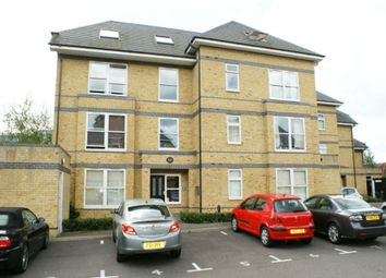 Thumbnail 2 bed flat to rent in Vicarage Road, Egham