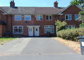 Thumbnail 2 bed terraced house to rent in Croxton Grove, Kitts Green, Birmingham
