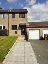 Thumbnail 2 bed terraced house to rent in Rowan Way, Woolwell, Plymouth