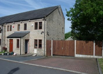 Thumbnail 3 bed mews house to rent in Bradley Fold, Lees, Oldham
