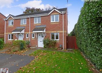 Thumbnail 3 bed semi-detached house for sale in The Oaklands, Cold Meece, Staffordshire