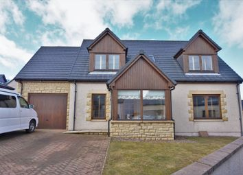 Thumbnail 4 bed detached house for sale in Brighead View, Montrose