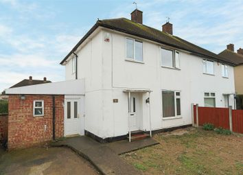 Thumbnail 3 bed semi-detached house for sale in Bramhall Road, Bilborough, Nottingham