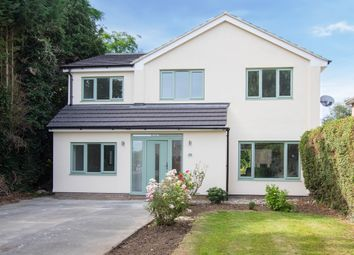 Thumbnail 4 bed detached house for sale in Royston Road, Whittlesford, Cambridge