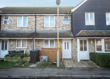 Thumbnail 2 bed terraced house for sale in Neville Road, Herne Bay, Kent