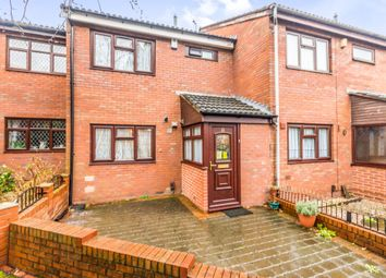 Thumbnail 3 bedroom terraced house for sale in Bellman Close, Darlaston, Wednesbury