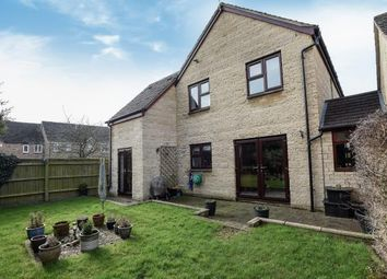 Thumbnail 4 bed detached house for sale in Hollis Close, Witney