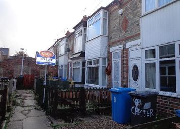 Thumbnail Detached house to rent in Chester Avenue, Manvers Street, Hull