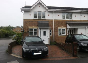 Thumbnail 2 bed end terrace house to rent in Patching Way, Hayes