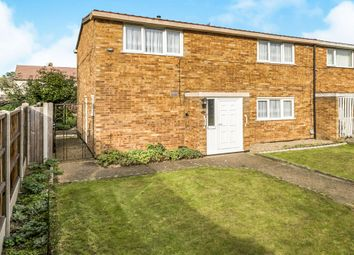 Thumbnail 3 bed end terrace house for sale in Hydean Way, Stevenage