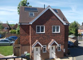 Thumbnail 2 bed property to rent in Post House Lane, Bookham, Leatherhead