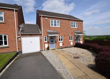 Thumbnail 2 bed semi-detached house to rent in Ireton Close, Belper