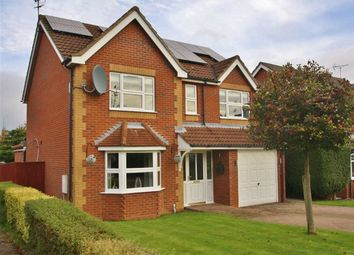 Thumbnail 4 bed property for sale in Heron Way, Barton-Upon-Humber