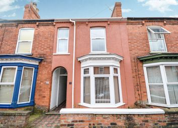 Thumbnail 3 bed terraced house for sale in Kirkby Street, Lincoln
