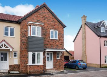 Thumbnail 3 bed end terrace house for sale in 42 Hummerston Close, Buntingford