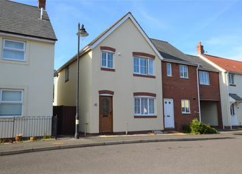 Thumbnail 3 bedroom end terrace house for sale in Nichol Place, Cotford St. Luke, Taunton, Somerset