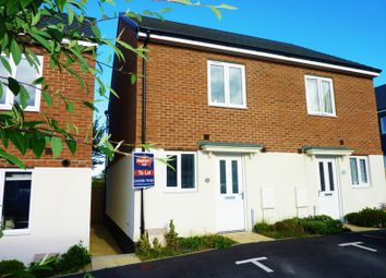 Thumbnail 2 bed semi-detached house to rent in Mallory Drive, Newquay