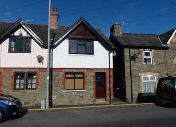 Thumbnail 2 bed end terrace house for sale in Penpentre, Llanfaes, Brecon