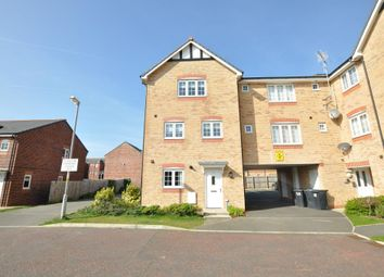 Thumbnail 4 bedroom town house for sale in Sycamore Drive, Wesham, Preston, Lancashire