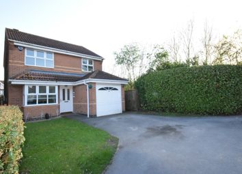Thumbnail 3 bed detached house for sale in Ambervale Close, Littleover, Derby