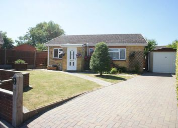 Thumbnail 2 bed detached bungalow for sale in Cadnam Close, Oakley