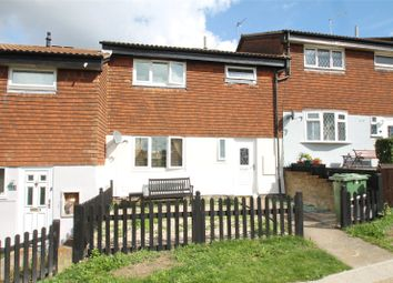 Thumbnail 3 bed terraced house for sale in Vulcan Close, Walderslade, Kent