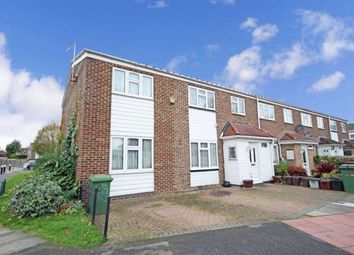 Thumbnail 4 bed end terrace house for sale in Old Farm Road West, Sidcup, London