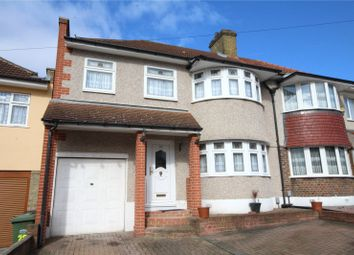 Thumbnail 5 bed semi-detached house for sale in Totnes Road, Welling, Kent