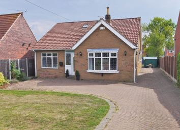 Thumbnail 4 bed detached bungalow for sale in Moor Lane North, Ravenfield, Rotherham
